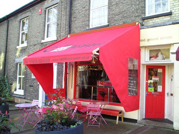 Red Roaster coffee shop, Norwich Norfolk