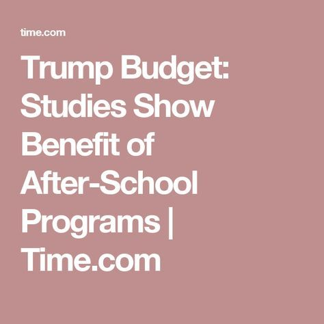 after school programs research papers After-school programs are often seen as an effective way to keep children safe and supervised experts also believe that the after-school hours are an opportunity to further engage students in .