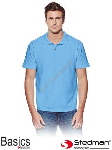 koszulka polo, zielona koszulka polo, koszulki polo, polo męskie, koszulka męska, koszulki męskie, koszulka stedman, polo stedman, męska polówka, st3000, st 3000, polo st3000, stedman, polo st 3000, polo, polo ochronne, polo robocze, koszulka robocza