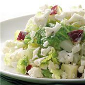 Creamy Chopped Cauliflower Salad, Recipe from Cooking.com
