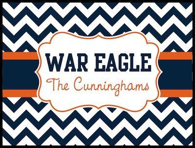 78 Best War Eagle Baby Images On Pinterest Auburn