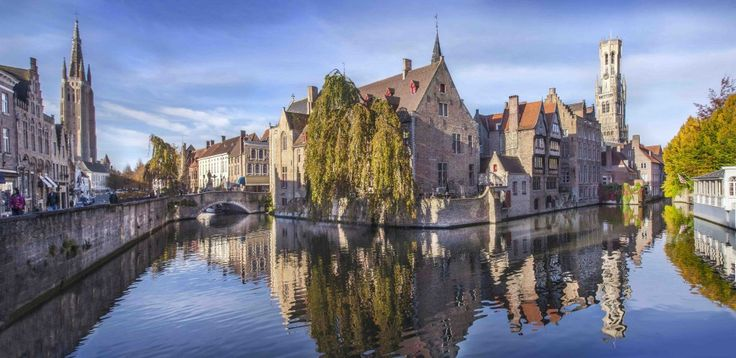 20 Must-Visit Attractions in Bruges