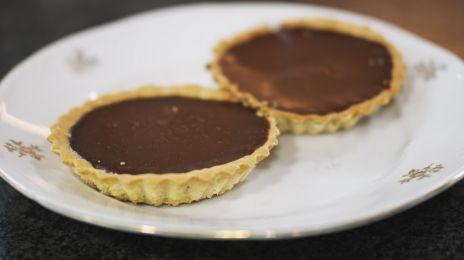 Eén - Dagelijkse kost - chocoladetaartjes