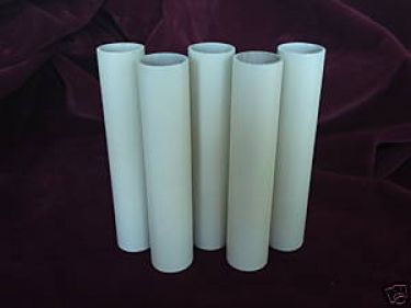 53 best chandelier candle tube covers images on pinterest candle tubes magnolia tube card x aloadofball Gallery