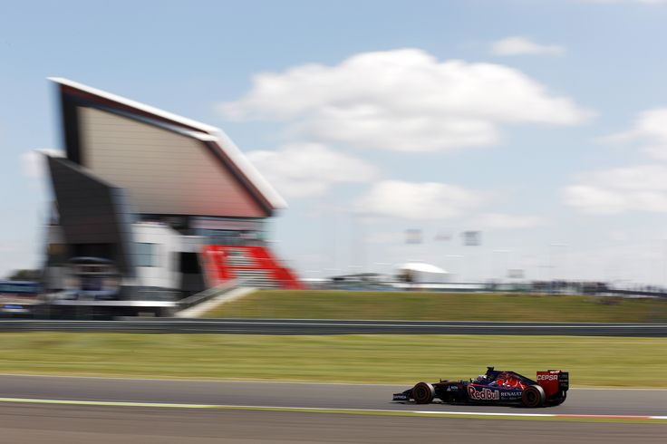 Silverstone Circuit in Towcester, Northamptonshire
