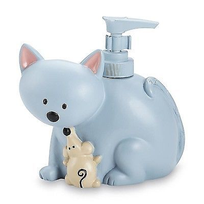 Cats and Dogs Lotion and Soap Dispenser by Saturday Knight