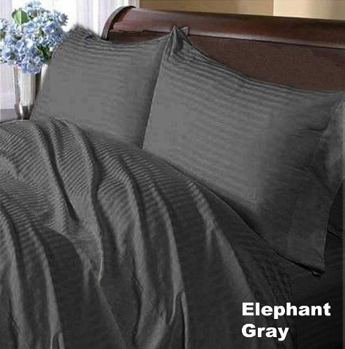 300 TC Factory Pack 100% Egyptian Cotton Comfort Duvet Cover 300 THREADS  Full XL Elephant