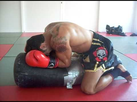MMA Endurance Conditioning training!