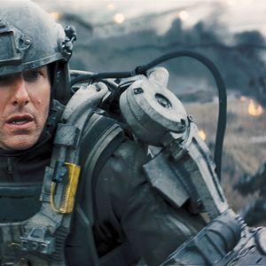 Al filo del mañana : Foto Tom Cruise