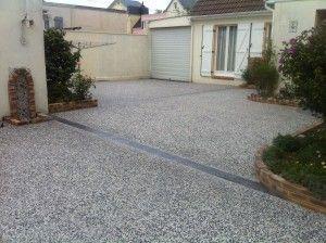 Les 25 meilleures id es concernant beton d sactiv sur for Allee garage beton desactive