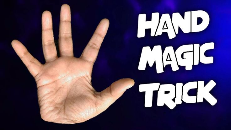 Ways to Do Easy Hand Magic Trick! REVEALED - SrijanShow
