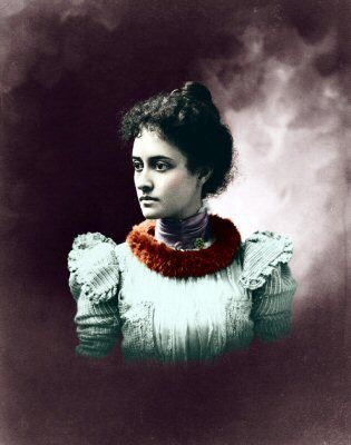 Princess Kaiulani....beautiful and intelligent...she fought against the annexation of Hawaii