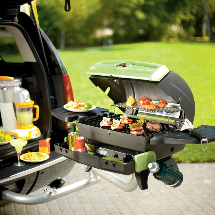 Superior Mobile Tailgating Grill