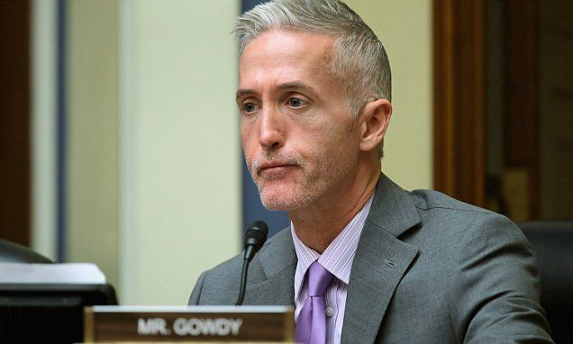 Donald Trump rips Trey Gowdy as a 'Benghazi loser' over Rubio support - So  Why did Trey Gowdy went resign