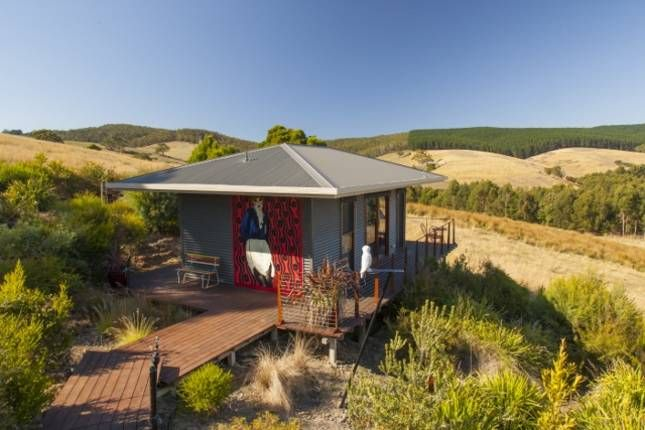 Otway Escapes: Love Shack, a Birregurra Other | Stayz