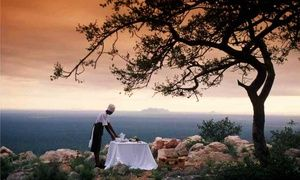 Groupon - Limpopo: Two to Four-Night Weekend or Weekday Stay for Two, Including Breakfast at Mogalakwena River Lodge in Alldays. Groupon deal price: R989