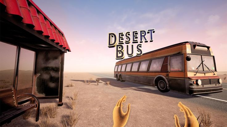 Penn & Teller's Cult Game Desert Bus Hits Vive, Rift For Free #Android #Google #news