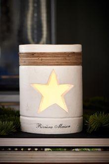 Winter Collection 2016 | Rivièra Maison A Starry Night Hurricane