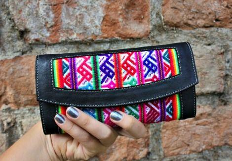 Black Chirapa Wallet