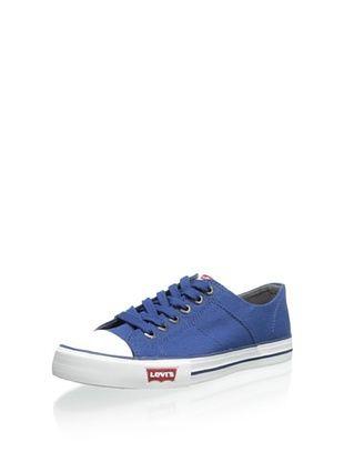 34% OFF Levi's Men's Stan Lowtop Sneaker (Dark Royal)