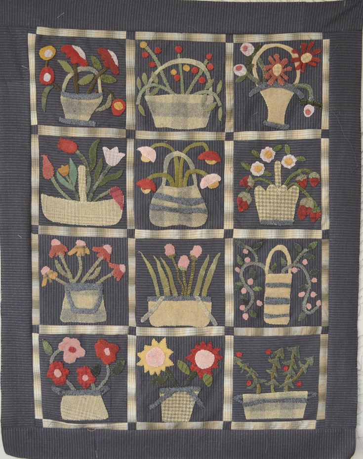 Linen Closet Quilts: All Good Things Must Come to an End