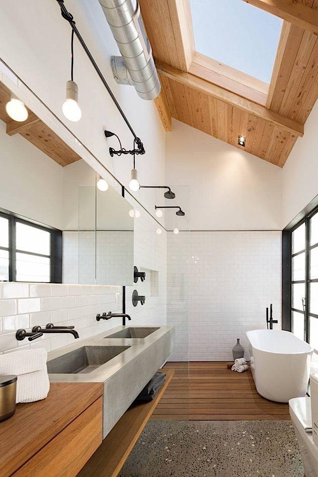 Architektur: Moderne trifft Geschichte in coolem Bungalow-Hybrid | KlonBlog