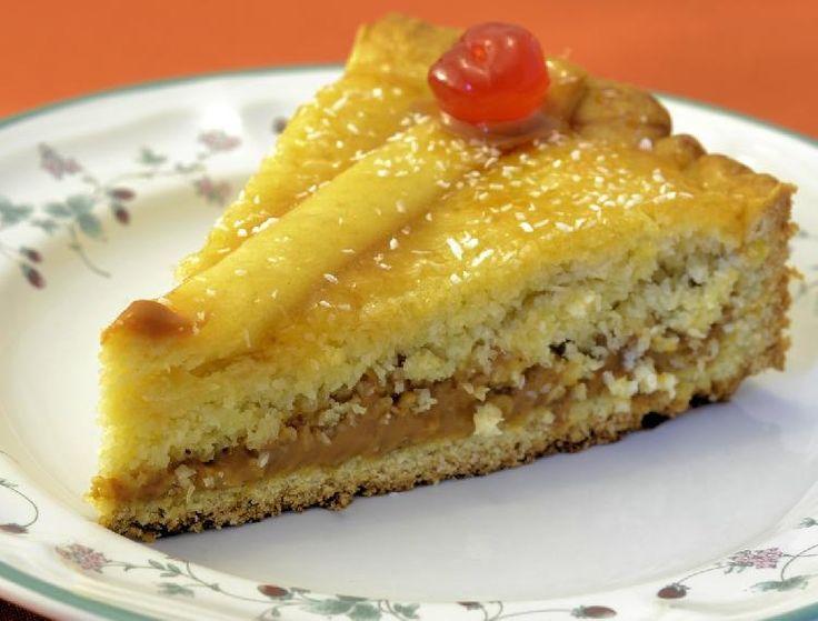 Aprenderás a hacer una deliciosa tarta de dulce de leche y coco con una explicación sencilla y detallada. Recetas que no fallan!