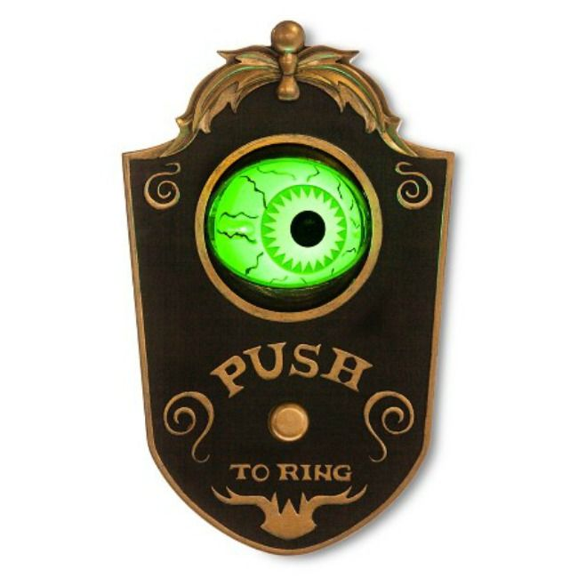 Decorating Ideas > 1000+ Images About Home On Pinterest  Cool Kitchen  ~ 084113_Halloween Doorbell Sounds