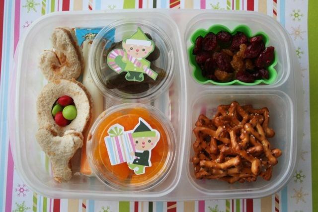 Christmas Lunch Box Ideas