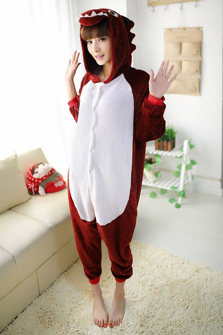 Cheap Wolf Flannel Animal Costume For Adult Pajamas Only $56.99  Buy Now with Free Shipping:http://bit.ly/1j7csUC