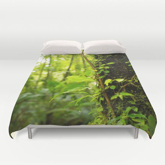 #jungle #forest #nature #rainforest #landscape #green #photography #duvet #cover #homedecor