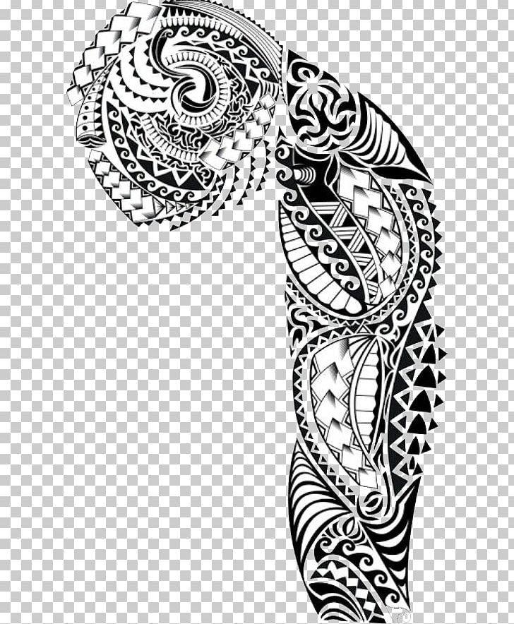 Polynesia Sleeve Tattoo Mu0101ori People Tu0101 Moko Png Sleeve Tattoos Polynesian Tattoo Sleeve Polynesian Tattoo Designs