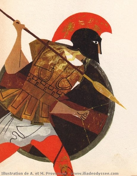 achilles as a dynamic character in the iliad by homer Does the character of achilles change throughout the iliad  character of iliad source(s):  though homer doesn't explicitly say so,.