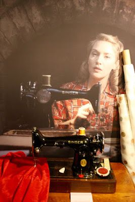 Sewing machine from the movie 'The Dressmaker'
