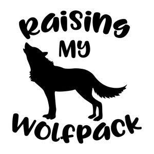Silhouette Design Store: raising my wolf pack