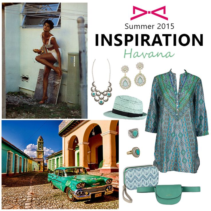 A colorful and cheer inspiration. Summer is definitely not over. #achilleas_accessories
