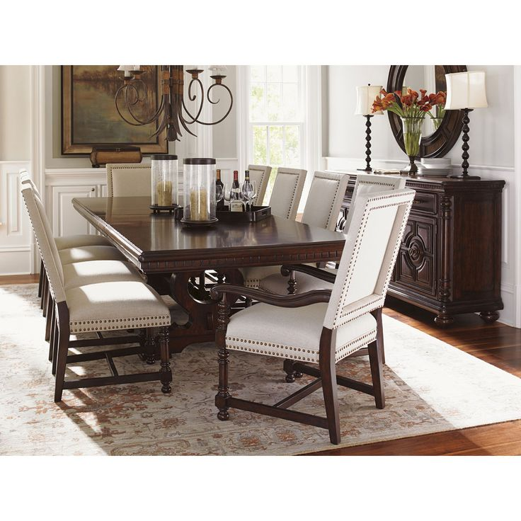 Buy The Tommy Bahama Kilimanjaro Expedition 11 Piece Rectangular Dining  Table Set From Furniture Crate, Where Youu0027ll Also Find The Lowest Prices On  All ...