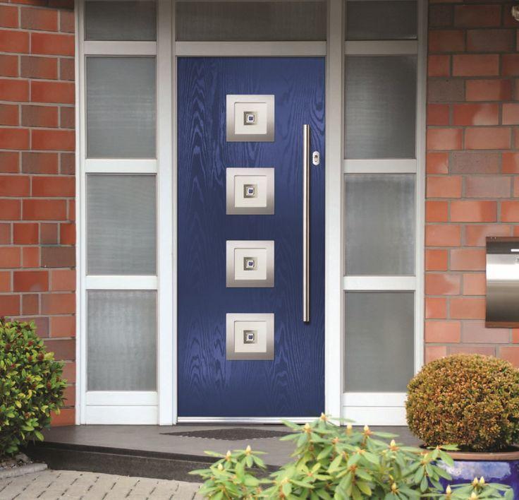 26 best Garage doors images on Pinterest | Front doors, Façades ...