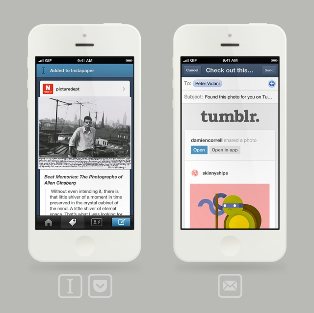 Tumblr Updates Its iOS App With More Sharing Features & GIFs That Actually Animate