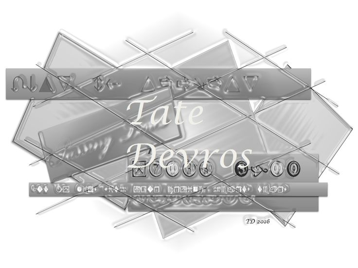 Black and white image.Signed and dated by Tate Devros.PNG file type.104 x768 px.Buy and download today.