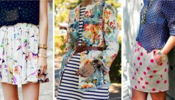 Tips to Save You from the Fashion Police – Mixed Prints