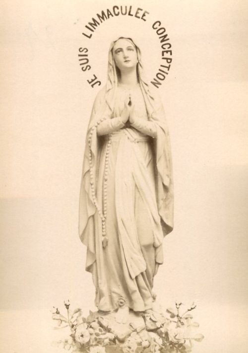 I am the Immaculate Conception
