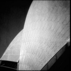 Yes that's right, Sydney Opera House...AGAIN. How boring; but how beautiful!