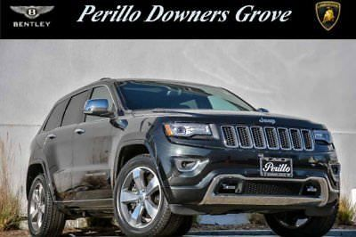 eBay: Grand Cherokee Overland With Navigation 2015 Jeep Grand Cherokee for sale! #jeep #jeeplife