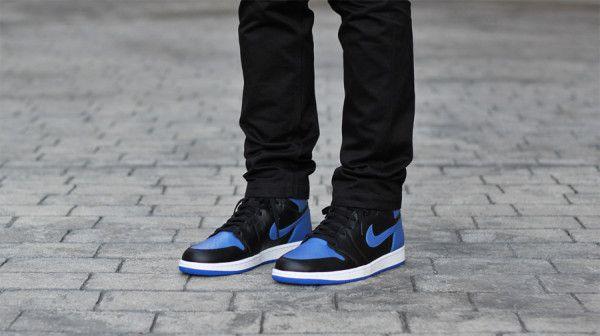 b2127ad337c Air Jordan Melo on Feet