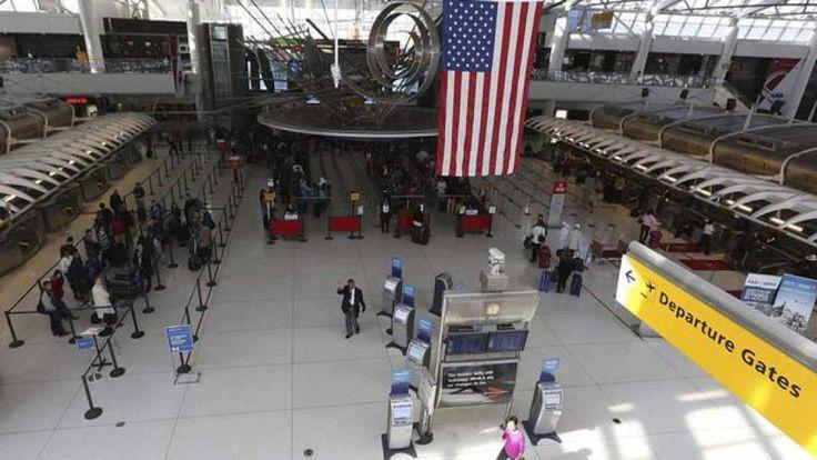 EE.UU. pudiera prohibir computadoras en vuelos internacionales