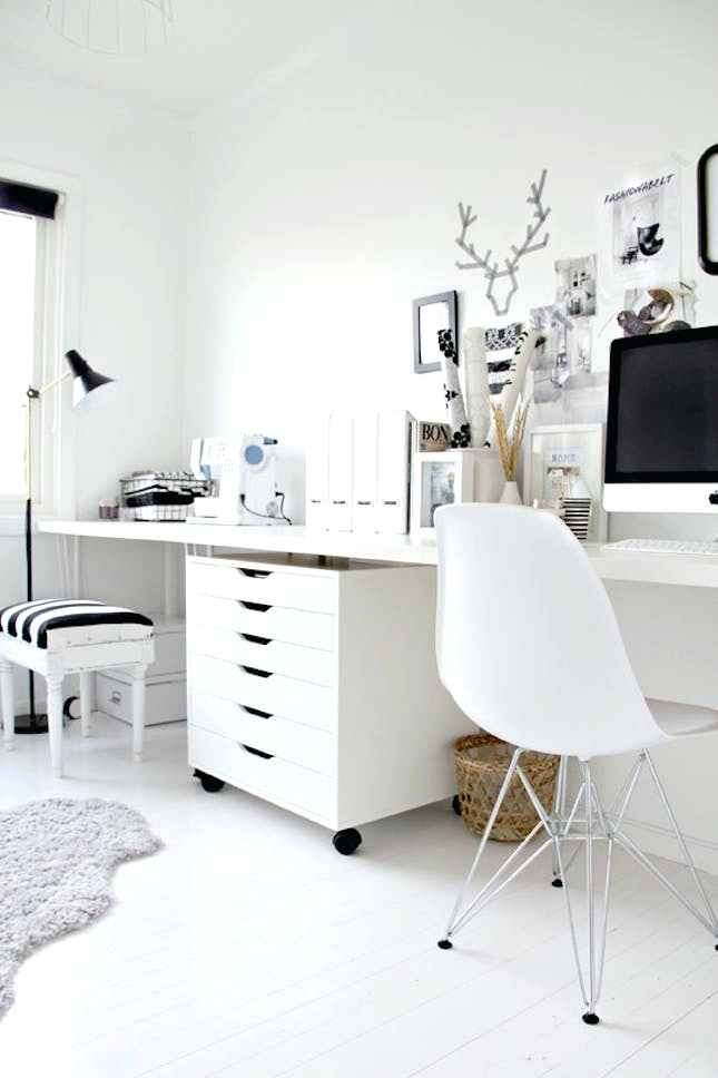 Wonderfull Ikea Alex Desk Ideas Drawer Unit As A Computer Review Home Office Design Home Office Space Home Office Decor