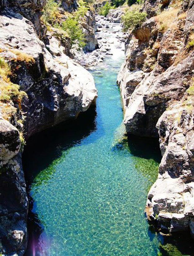 Les plus belles plages de Corse - Vallee d'Asco