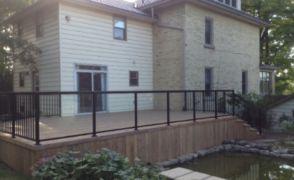 Decks #108 Elora, Ontario