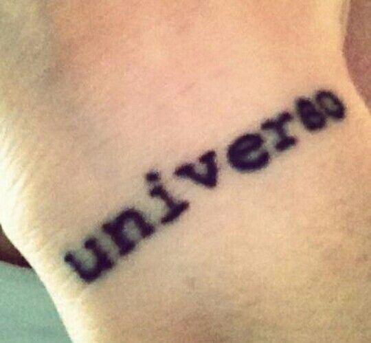 Amar al universo